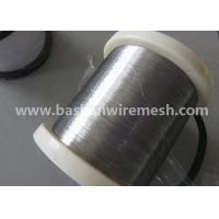 Buy cheap 316L 304H stainless steel wire with low cost of metal fine and coarse wire for woven mesh product
