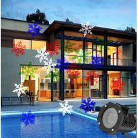 Rgbw Snowflake Led Laser Light Ip65 Outdoor Holiday
