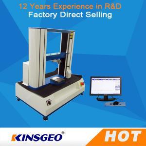 Buy cheap operação fácil dobro universal do verificador elástico da coluna das máquinas de testes do peso 180kg product
