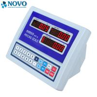 Buy cheap Multi Functional Digital Weight Indicator Has Backlight RS232 Interface product