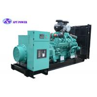 Buy cheap 520 KW Low Noise Cummins Diesel Generator For Hospital / Standby Power System from wholesalers