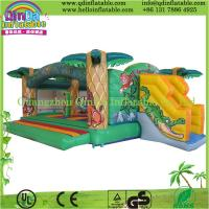 Buy cheap Genres gonflables de Guangzhou QinDa divers de Chambre gonflable de château de videur de PVC product