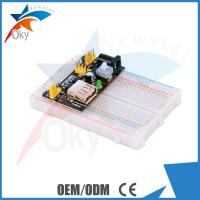 Buy cheap 5V / 3.3V 830 Points Breadboard For Arduino , MB-102 Electronic Breadboard product