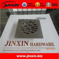 China Indoor and outdoor bathroom shower drain cover on sale