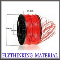 Buy cheap Black 3D Printer PLA Filament 1.75mm / 3mm Createbot CE RoHS Certification product