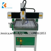 China small cnc router machine 6090 aluminium ,wood ,mdf,metal cnc router china price on sale