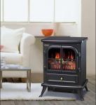 Buy cheap log burning flame electric fires stoves FIREPLACE ND-18E2 RC chimenea Sentik Milton Estufa product
