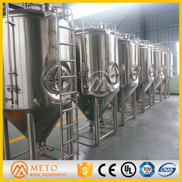 100l 200l 300l 500l conical beer fermentation tanks craft for Craft a brew fermenter