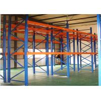 Buy cheap Cold Rolled Steel Durable Storage Pallet Racking product