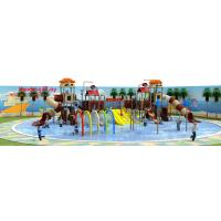 Buy cheap Fun Water Park Playground Equipment Safe Entertaining ISO9001 Certificate product