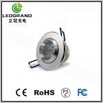 China High Quality 270Lm Luminou Flux LED Downlight 3W LG-TD-1003A wholesale