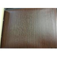 Buy cheap Rigid Touch Pvc Film For Lamination Deep Embossed Wood Grain For Decoration product