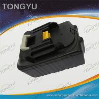 China Black Li-Ion Makita 18V 3Ah Power Tool Battery Replacement Rechargeable wholesale