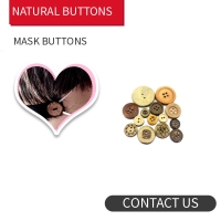 Buy cheap Button Mask Holder Coconut Buttons product