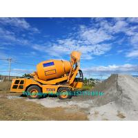 China Computerized Road Construction Equipment , Small Concrete Mixer Machine All Wheel Drive on sale