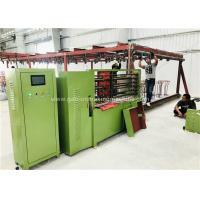 Buy cheap Automatic Hexagonal Wire Netting Machine 2200mm Mesh Width With Stop System product