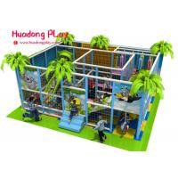 Buy cheap Soft Play Equipment New Jungle Series 625*505*280 Ball Pool Easy To Maintain product