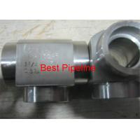 "Buy cheap Stainless Steel Forged Pipe Fittings 12""SCH120/5""SCH160 ASTM A182 GR. F91  MSS  SP-97 +TRÓJNIKI +STALOWE product"