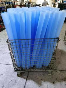 Buy cheap 500mm 750mm 1000mm silcone Membrane For Microporous Bubble Tube Diffusers product