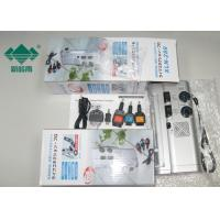 China Survival Camping Dynamo Flashlight Radio With Mobile Phone Charger , Battery Powered wholesale