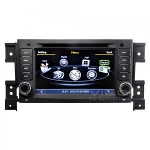Buy cheap C053 Vitara Suzuki Sat Nav Headunit Multimedia GPS Navigation product