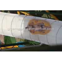 Buy cheap Aqua Park Equipment Waterpark Custom Water Slides Adult For Amusement Park product