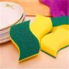 Buy cheap Kitchen sponge scourer /good sponge scourer,sponge scouring pad,sponge scourer from wholesalers