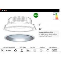 China 40W LED Hotel supermarket Recessed downlight 10 inch with dia 270XH89mm SMD light source wholesale