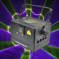 Buy cheap 2W/3W RGB Full Color Animation Stage KTV Disco Promotion Laser Lights product