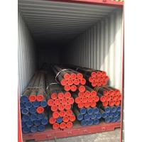 Buy cheap Welded Circular Coated Steel Pipe 1.0031 Non Alloy EN 10296-1 2003 E190 Grade product