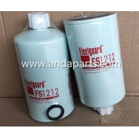Buy cheap Good Quality Fuel Water Separator Filter For Fleetguard FS1212 product