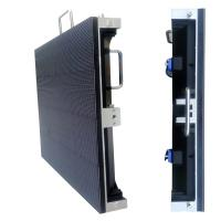 Remote Monitoring Rental LED Display Wall With Die Casting Aluminum Cabinet