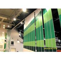 Buy cheap Demountable Artificial Partition Wall Passdoor Incorporated Custom Color product