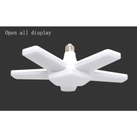 Buy cheap Garage Light 40W 60W Photocell LED Ceiling Parking Garage Light product