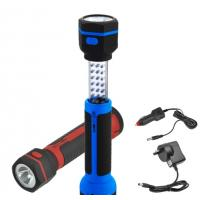 China rechargeable LED work light with magnet and red light on sale