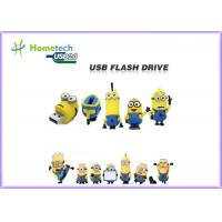 Buy cheap Despicable Me 2 Customized USB Flash Drive High Read / Write Speed HT-93 from wholesalers