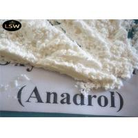 Buy cheap Oral Anabolic Cutting Cycle Steroids Anadrol / Oxymetholone Powder Mass Gaining Supplement product