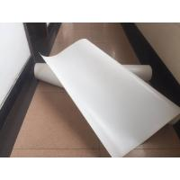 Buy cheap High Strength Fabric TPO Waterproofing Membrane Thermal Welding Loosen Laid product