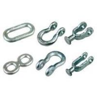 Buy cheap Hot Dip Galvanized U Type Screw Bolt Electric Overhead Line Fittings U-1880 U-2080 U-2280 product