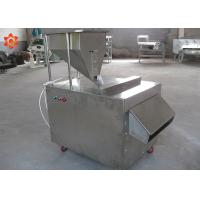 Buy cheap Peanut Chips Cutting Machine 2200W Power Compact Structure Adjustable Slice Thickness product