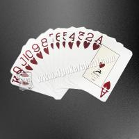 Buy cheap Spy Camera Poker / Cheat Marked Jumbo Index Plastic Playing Cards product