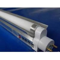T8 to T5 fluorescent fixture