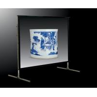 Buy cheap Fast Fold Mobile 120 inch projection screen for  indoor / outdoor events product