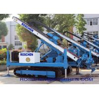 Buy cheap Anchor Drilling Rig Machine For Horizontal And Vertical Drilling 200 Mm Hole Diameter product