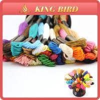 Buy cheap Cotton mercerizing Machine Embroidery Threads for cross stitch product