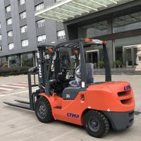 Buy cheap TCM Technology Diesel Forklift Truck 1220mm Fork Length With Hydraulic System from wholesalers