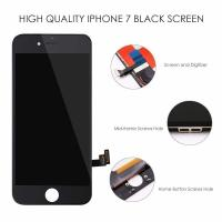 "Buy cheap Black Color Iphone LCD Touch Screen , 4.7"" Iphone 7 LCD Touch Screen product"