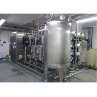 Buy cheap Ultra pure water reverse osmosis water purification system with EDI for WFI 15m3/h product