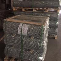 Buy cheap Galvanized Weaving Hexagonal Wire Netting for Bumper Cars 16 Gauge 1 Inch product