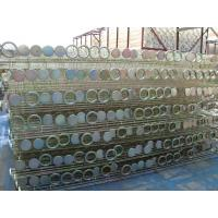 Buy cheap Industrial Galvanized Dust Collector Filter Bag Cage In Filtration System product